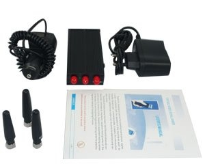 Handy Broad Spectrum MobilePhone CellPhone Signal Jammer - Click Image to Close