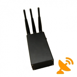 Portable Cell Phone Jammer(GSM,CDMA,DCS,3G)
