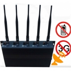 Adjustable GSM Signal Blocker