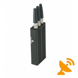 Mini Portable GPS Jammer + Cell Phone Blocker