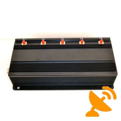 Advanced High Power Wall Mounted Mobile Phone Jammer - Click Image to Close