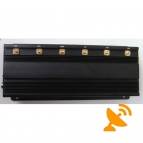 15W High Power Wifi + Cell Phone + UHF Signal Jammer