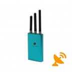 Mini Cellphone Signal Blocker Jammer for CDMA/DCS/CDMA2000/WCDM