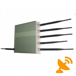 1930-1990 MHz Phs Jammer + GPS + WIFI Signal