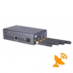 Portable GSM GPSL1 Wifi Jammer Cell Phone Jammer