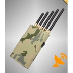 Handheld GPS Jammer Wifi Jammer Mobile Phone Signal Blocker