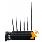 3G 4G Cell Phone 173.075 Mhz Lojack Signal Jammer