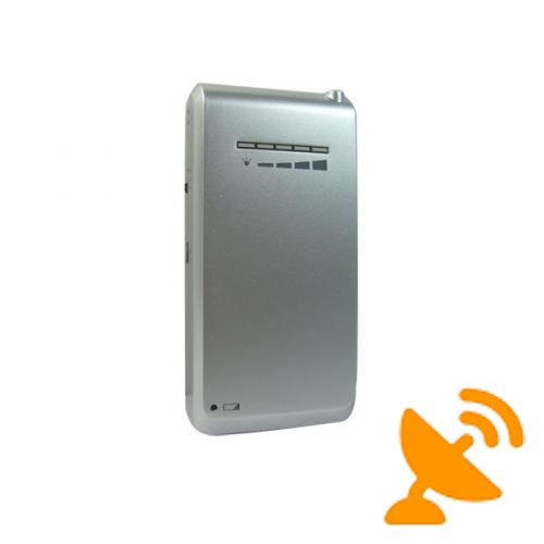 Cellphone Style Mini GPS + Cellphone Signal Jammer 10 Metres - Click Image to Close