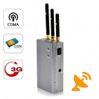 3W Cell Phone Signal Blocker GSM CDMA 3G DCS