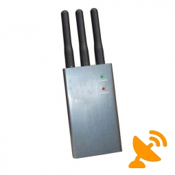Portable Mobile Phone Jammer(GSM,CDMA,DCS,PHS,3G)