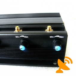 Adjustable 3G 4G Jammer + Wifi 2.4G Jammer