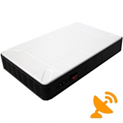 Worldwide Use Mobile Phone Jammer with Built in Antenna and Fan
