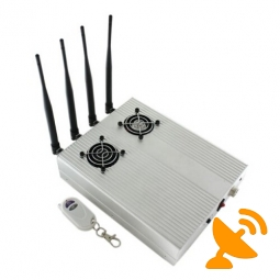 Desktop Cell Phone Signal Jammer for 3G GSM CDMA