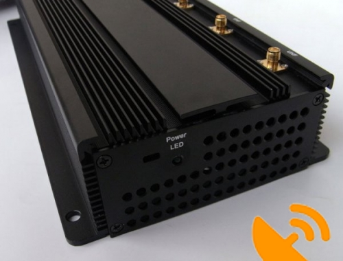 VHF,UHF,3G,GSM,CDMA Signal Blocker Jammer 40 Metres - Click Image to Close