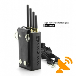 Advanced Portable Cell Phone Signal Blocker 20 Meters