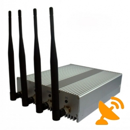 Mobile Phone Signal Blocker Jammer with Remote Control