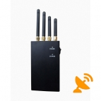 Portable GPS Cell Phone Jammer 20 Meters