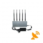 CDMA GSM DCS PCS 3G Mobile Phone Jammer