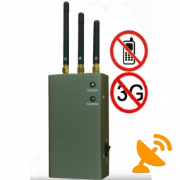 Cell Phone Signal Blocker Jammer Portable