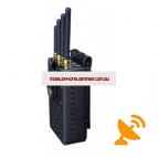 Cell Phone Jammer Wifi Bluetooth Signal Jammer Blocker - 3G, WCDMA, T-SCDMA, CDMA2000