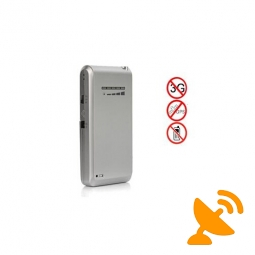 Mini Cell Phone Signal Blocker Mini GPS Jammer