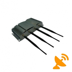 Wall Mounted Cell Phone Jammer - IDEN, TDMA, CDMA, GSM,3G and UMTS;AMPS, NMT, N-AMPS, TACS