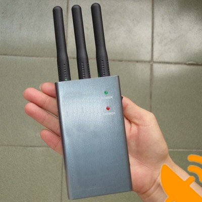 Portable Mobile Phone Jammer(GSM,CDMA,DCS,PHS,3G) - Click Image to Close