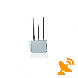 Advanced Mobile Phone Signal Jammer - 20 Metres