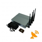 Mobile Phone Jammer - GSM,CDMA,DCS,PHS,3G Signal Blocker