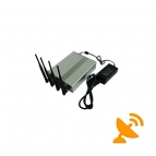 Cell Phone Signal Blocker - GSM CDMA DCS 3G 40 Meters
