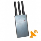 Mini Cell Phone Jammer - GSM CDMA 3G DCS PHS