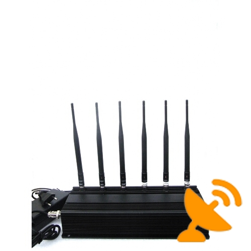 Cell Phone Jammer + 315MHz/433MHz RF Jammer - Click Image to Close