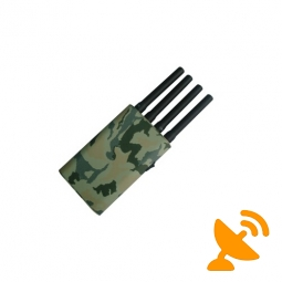 Portable Cell Phone Jammer GPS Signal Blocker