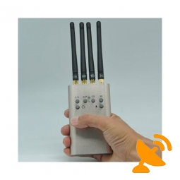 Mini Mobile Jammer for GSM CDMA 3G