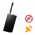 Portable Car GPS Jammer 1555-1595MHz