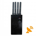 Cell Phone Jammer High Power 3G 4G with Cooling Fan