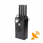 Advanced High Power GPS,GSM,CDMA,3G,DCS,PCS Jammer 20 Metres