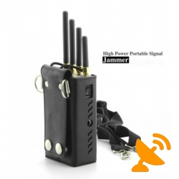 High Power Cell Phone Signal Jammer for GSM CDMA DCS PCS 3G Cell Phone